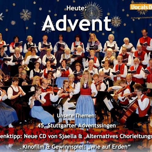 Alle Jahre wieder: 45. Stuttgarter Adventssingen