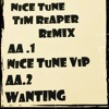Nice Tune (Tim Reaper remix) Vinyl only Release A1 Tim reaper Remix AA1 Vip AA2 Wanting