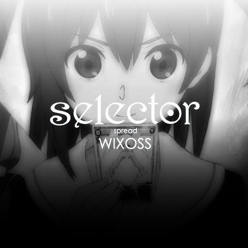Selector Spread Wixoss - Ruko (German/Deutsch)