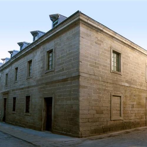 AME presenta el anteproyecto del Museo Felipe II para el Cuartel de Inválidos