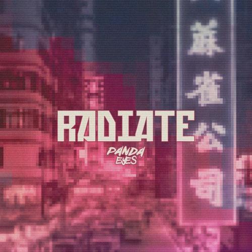 Free Listening On Soundcloud: Panda Eyes - Radiate By Panda Eyes