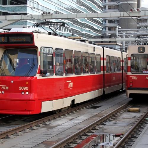 OV/Openbaar Vervoer/ RET/ HTM/ GVT