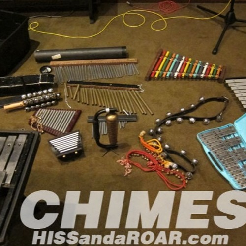 CHIMES Percussion Preview