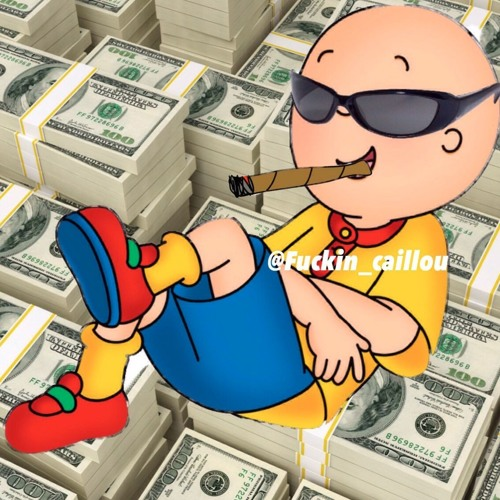 Caillou Theme Song THUG Remix by Experimental Fox | Free