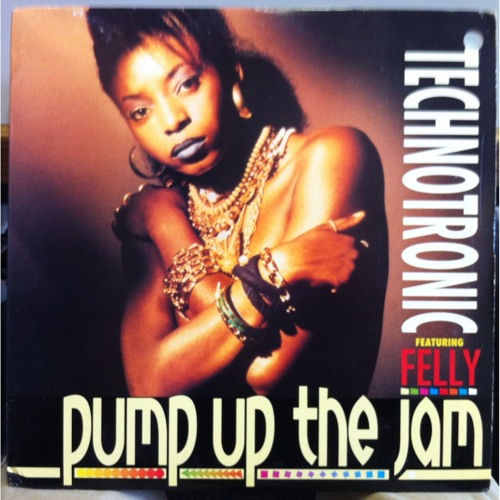 TECHNOTRONIC-PUMP UP THE JAM-RONKO REMIX-MOGRA RECORDS-(FREE DOWNLOAD)