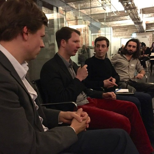 Identit.ee Event on e-Residency & Blockchain In Partnership With Factory