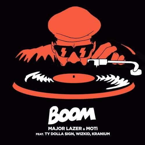 Major Lazer & MOTi - Boom (Krunk! Remix)