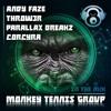 Andy Faze*Throw3r*Parallax Breakz*Corcyra - MTG MIX (Psybreaks Special)