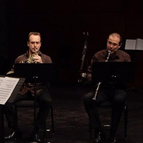 Franz Schreker - Der Wind for Violin, Clarinet, Horn, Cello and Piano