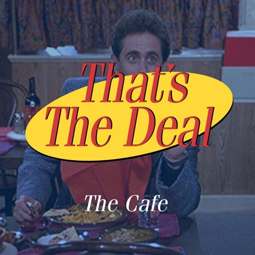 Episode 21: The Cafe