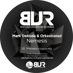 Orkestrated & Mark Dekoda - Nemesis (Original Mix} #1 Beatport Minimal Charts