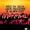 Geo Da Silva Jack Mazzoni & Alien Cut - Morena 2016 ( MhmmdIky ) -PREVIEW-