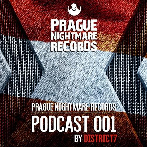 DISTRICT7 - PRAGUE NIGHTMARE RECORDS (PODCAST #001)