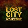 LDLC001-7-LOST CITY x NAVIGATOR x RANKING JOE X LIONDUB - JUNGLIST SOUND [OUT 11 MARCH]