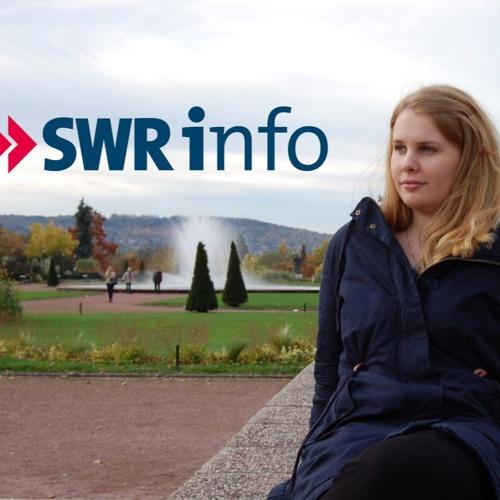 Alina zum Spielprojekt und bedingungslosen Grundeinkommen bei SWRinfo