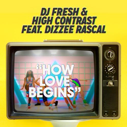 DJ Fresh & High Contrast Feat. Dizzee Rascal - How Love Begins