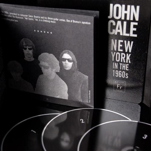 "John Cale + Tony Conrad ""Dream Interpretation"" (1969)"