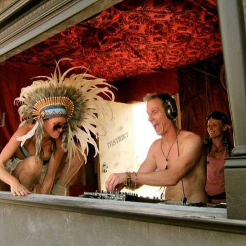 No Place Like House 3: DJ Dane - Burning Man 2013 - DISTRIKT