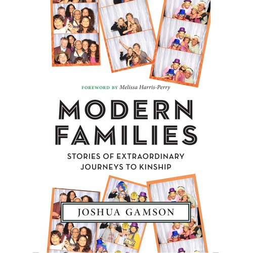 Modern Families by Joshua Gamson, Narrated by James Patrick Cronin