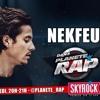 Nekfeu x S-Crew Freestyle - Planète Rap #Feu