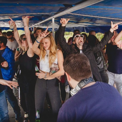 Live on Simple's Bank Holiday Boat Party (May 2015)