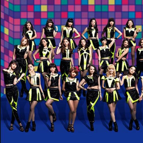E-girls-Dance All Night