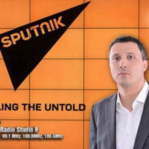 Бошко Обрадовић, Радио Спутњик, (Студио Б, 02.02.2016.)