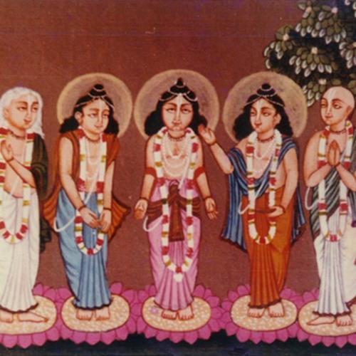 Sri Caitanya Caritamrta Part 05