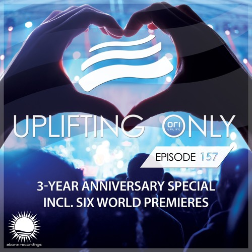 Uplifting Only 157 (Feb 11, 2016) (incl. 3rd Anniversary Special) [All Instrumental]