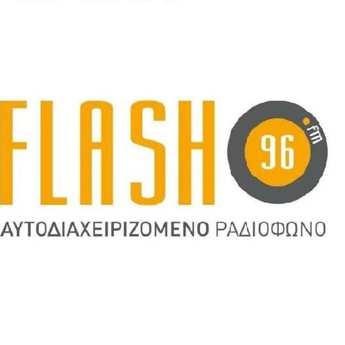 FLASH 96 | Συνέντευξη στη Γιούλα Ράπτη
