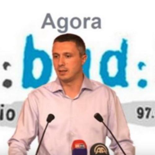 Бошко Обрадовић гостовање на Радио Београду 2 у емисији Агора