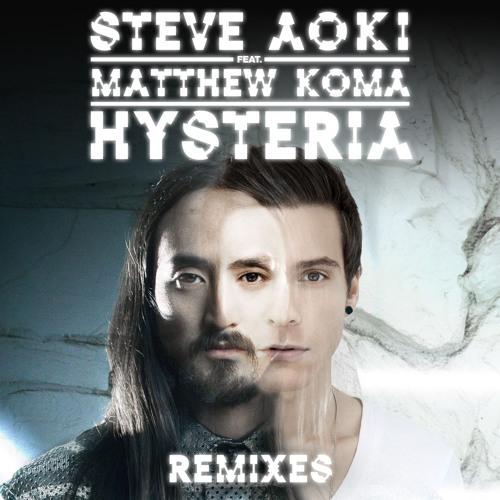Hysteria Remix EP