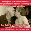 Take 2 w/ Jerry & Debbie- Do you still love your Valentine? - 2/12/2016