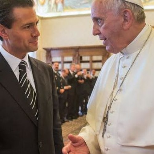Mexico: The Visit of Pope Francis, Migration and Scandal (Lp2122016)