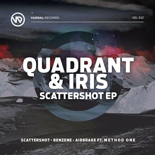 Quadrant + Method One + Iris - Airbrake