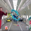 Launching the Latest OK Go Video in Zero-G