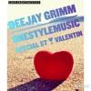 DeeJay Grimm & Jennifer Dias - Reste Avec Moi [Zouk Refix] (St Valentin) 2k16