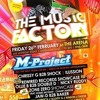M-Project & MC Stretch - The Music Factory Warm Up Mix