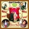 Happy 9th Court Anniversary to MR n MRS Keju n happy birthday my Menono Honey!!