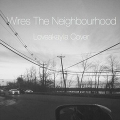 Wires The Neighbourhood Cover