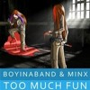 TOO MUCH FUN  TTT ORIGINAL RAP /W Boyinaband TheRPGMinx