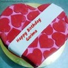Traditional Happy Birthday -
