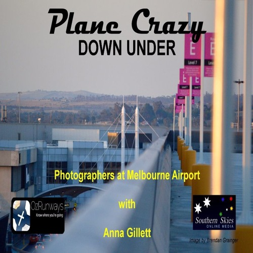 Photographers at Melbourne Airport with Anna Gillett - PCDU QuickCast