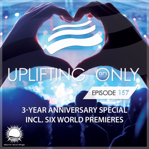 Uplifting Only 157 [No Talking] (Feb 11, 2016) (incl. 3rd Anniversary Special) [All Instrumental]
