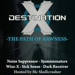 Sjammienators Ft. MC Skullcrusher - Destination X (Anthem 2016)(Free Download) MP3