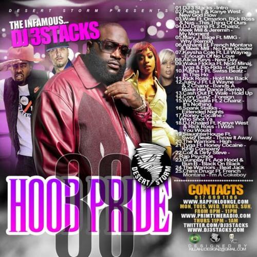 Dirty Steve - Rap Psychos **THROWBACK** (Desert Storm Presents Hood Pride 38)