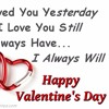 HAPPY VALENTINE'S DAY(THE DANCE THER-APEE
