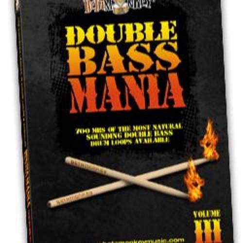 Double Bass Mania III Death Metal Drum Loops