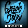 *CHILL / HOUSE MIXTAPE* l Valentine's Day Special l Greek Boyz Podcast #2 l DJ-Z! & Nikey