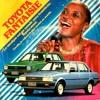 "Toyota Fantaisie 7"" by Miriam Makeba - Toyota, Japan, 1980s"
